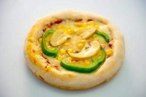 Πίτσα Μίνι Χορταρικών