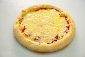 Πίτσα Μαργαρίτα Ατομική