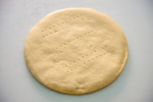 Βάση Πίτσας Ατομική